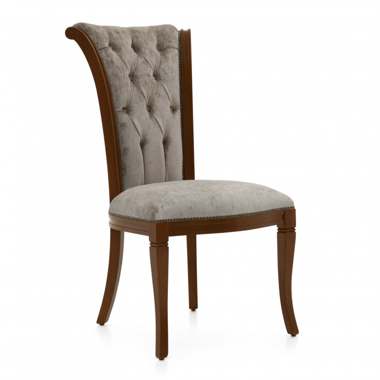 8543 classic style wood chair york2