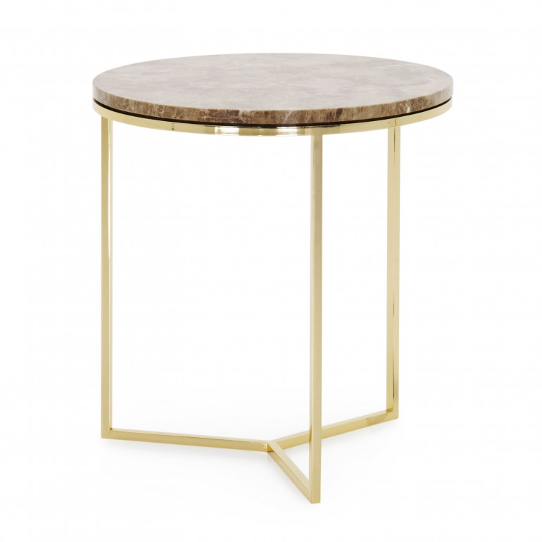 8646 modern style metal table trio c3