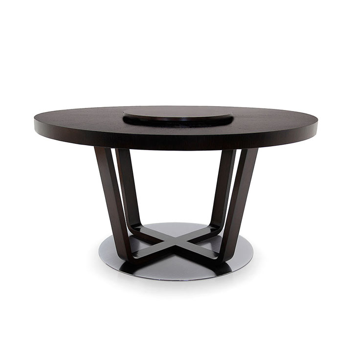 87 modern style wood table ermione