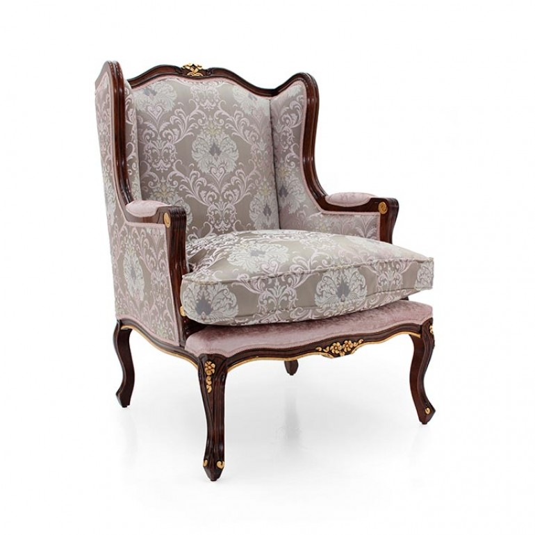 8773 classic style wood armchair enea3