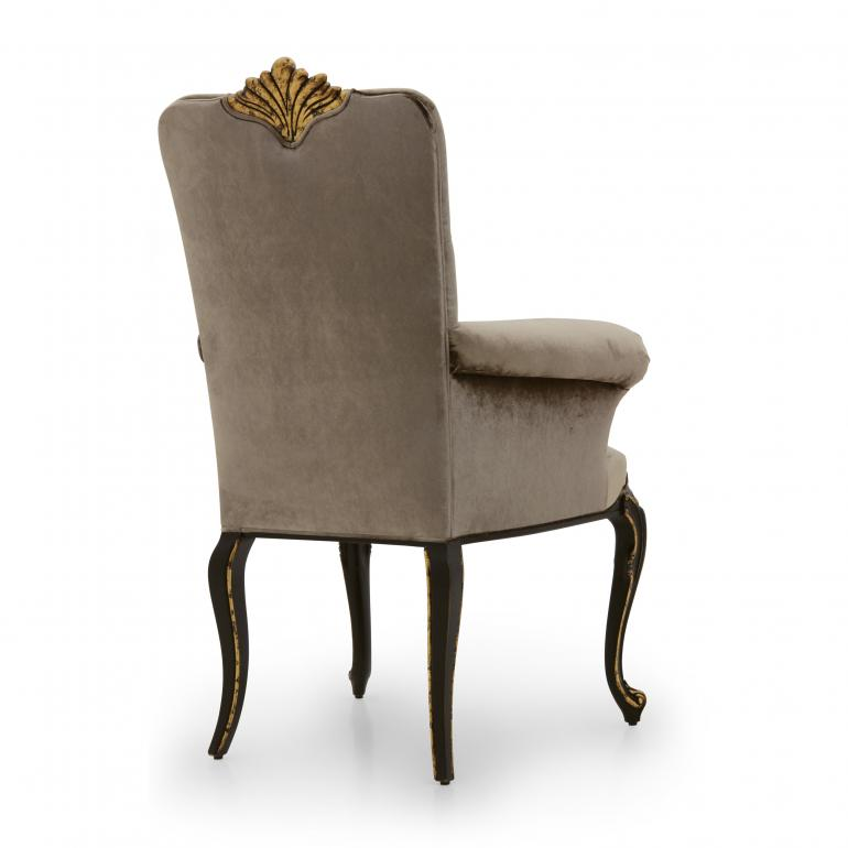 8794 classic style wood armchair bronte7