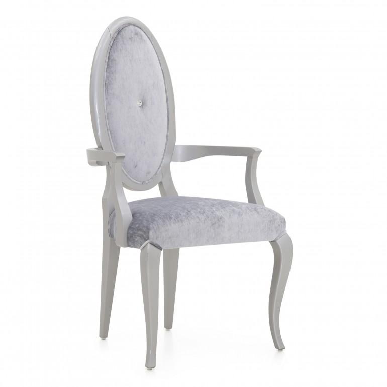 8852 modern style wood armchair capriccio2