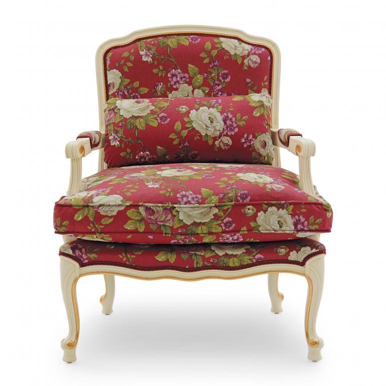 8861 classic style wood armchair vesta4