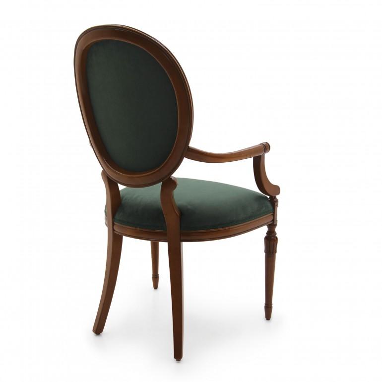 8885 classic style wood armchair olga4