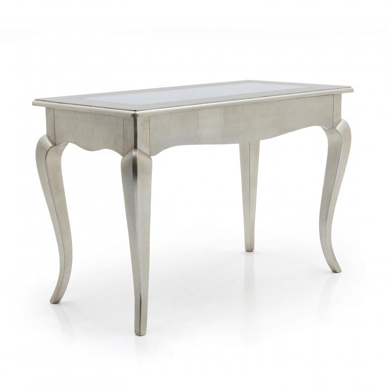 classic style wooden writing table