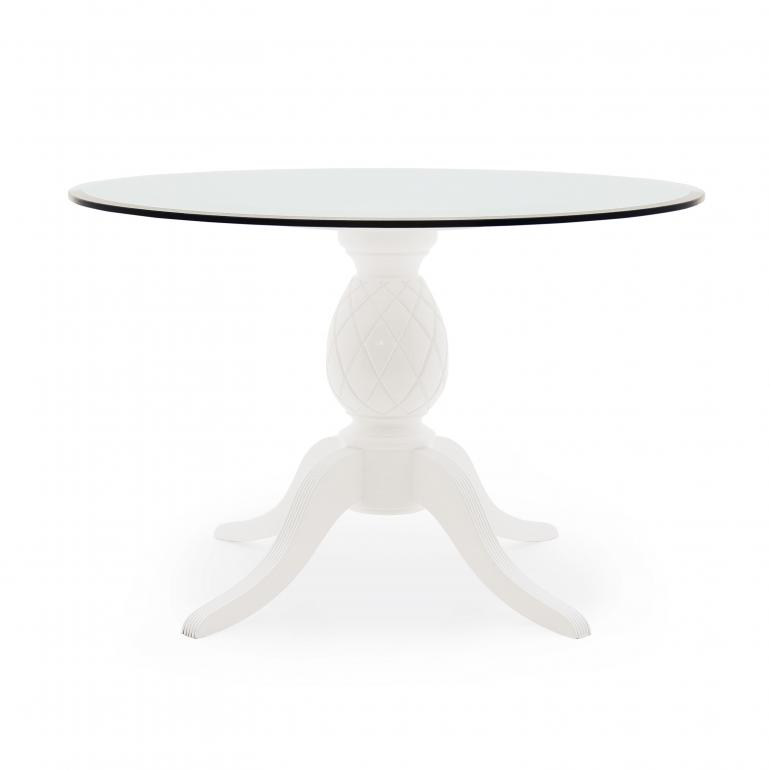 8914 modern style wood table ananas