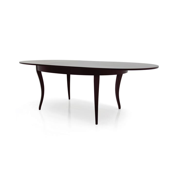 894 modern style wood table luna c6