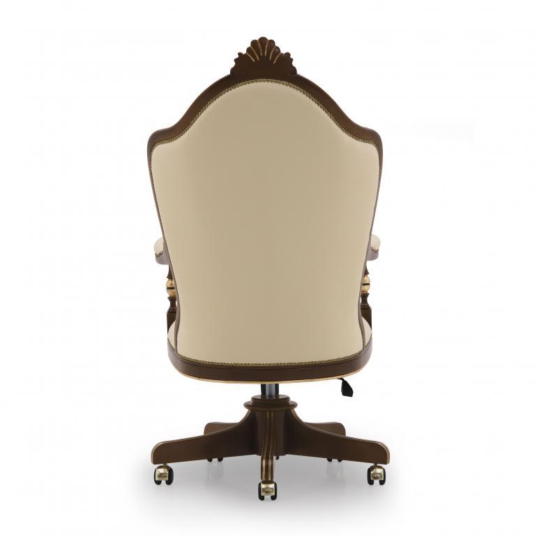 90 baroque style wood armchair vera7