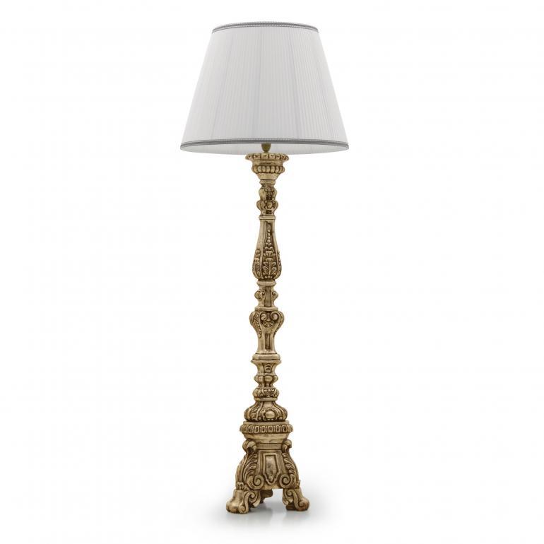 90 baroque style wood lamp salina3