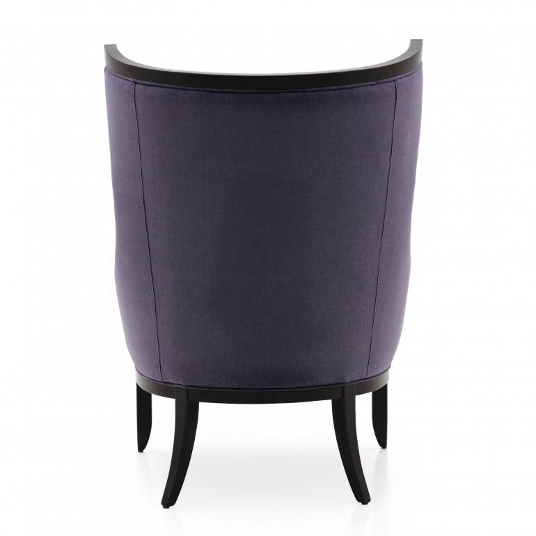 9087 modern style wood armchair clara12