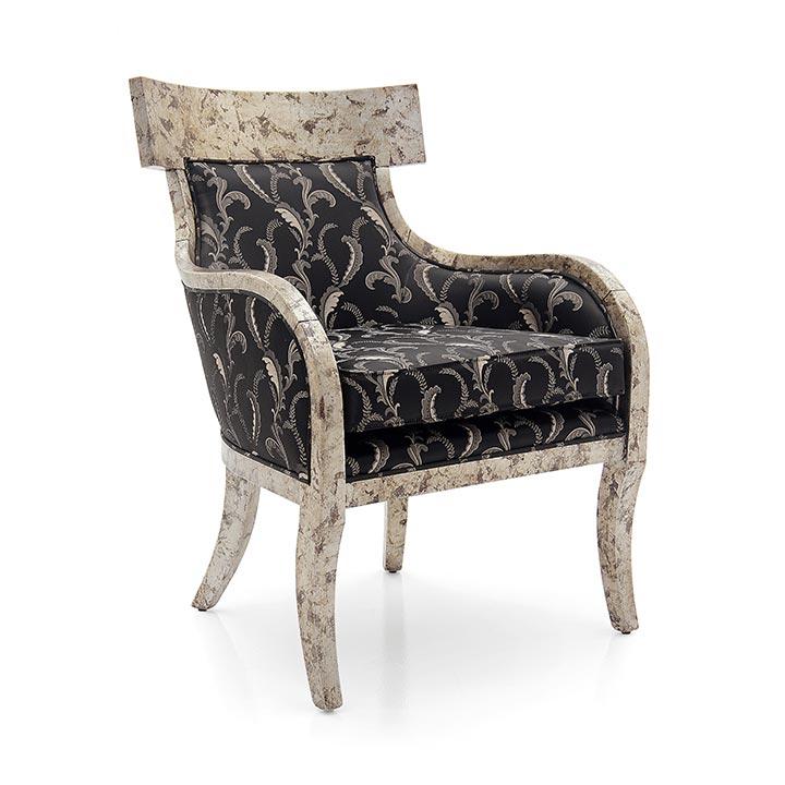 91 modern style wood armchair taura
