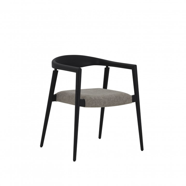 9131 modern style wood armchair aranea