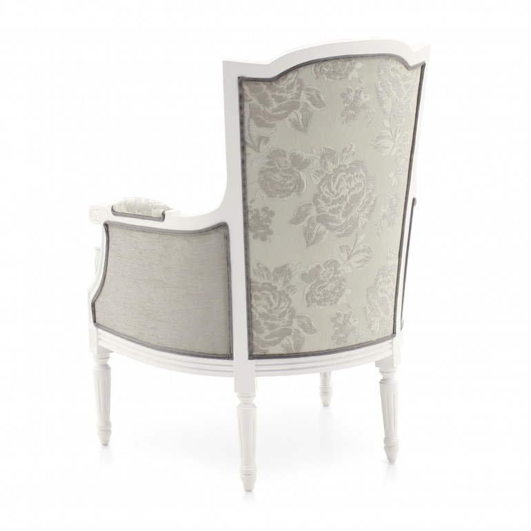 9173 classic style wood armchair victoria3