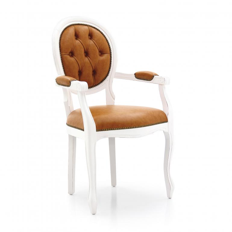 92 414 classic style wood armchair liberty2