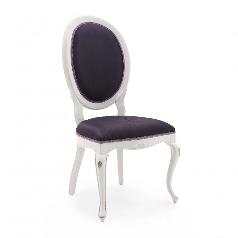 9219 classic style wood chair armonia2