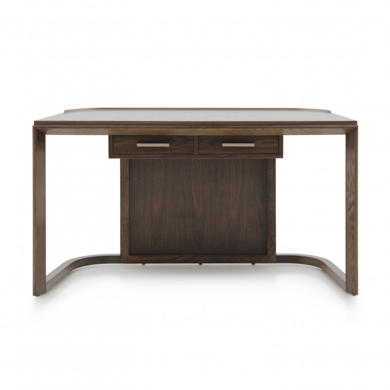 modern style wooden writing desk