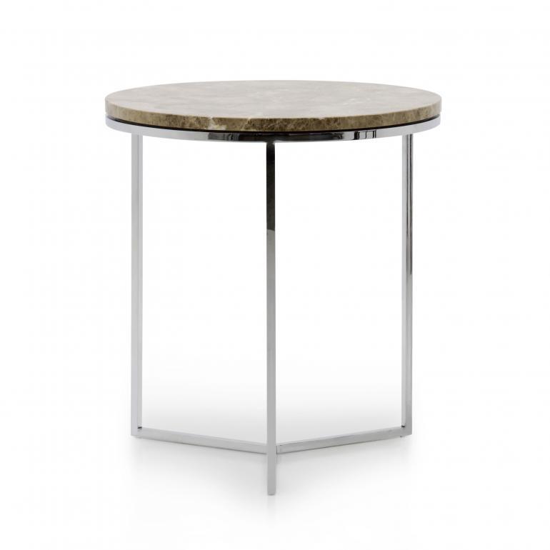 9309 modern style metal table trio c4