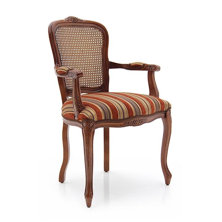 936 classic style wood armchair fiorino2