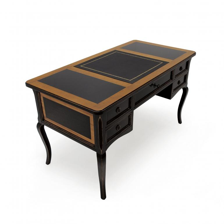 936 classic style wood writing desk perseo7