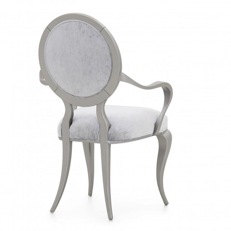 9398 modern style wood armchair seneca3