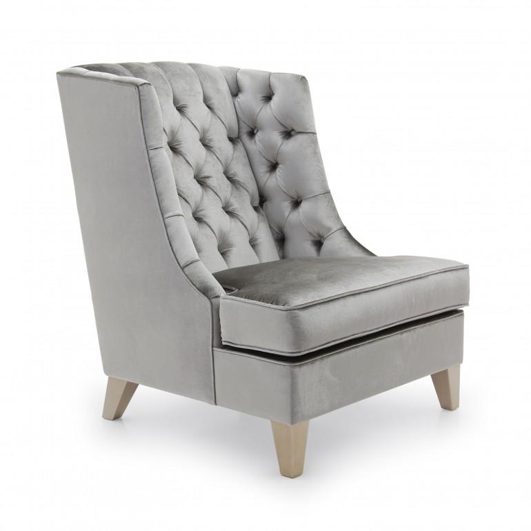 942 modern style wood armchair fortuna2