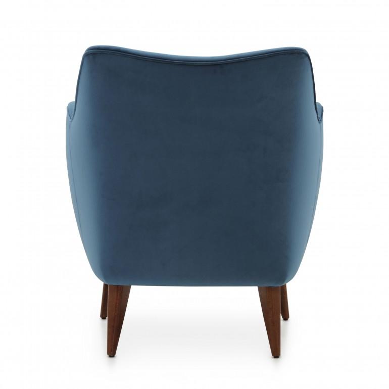 9437 modern style wood armchair split12