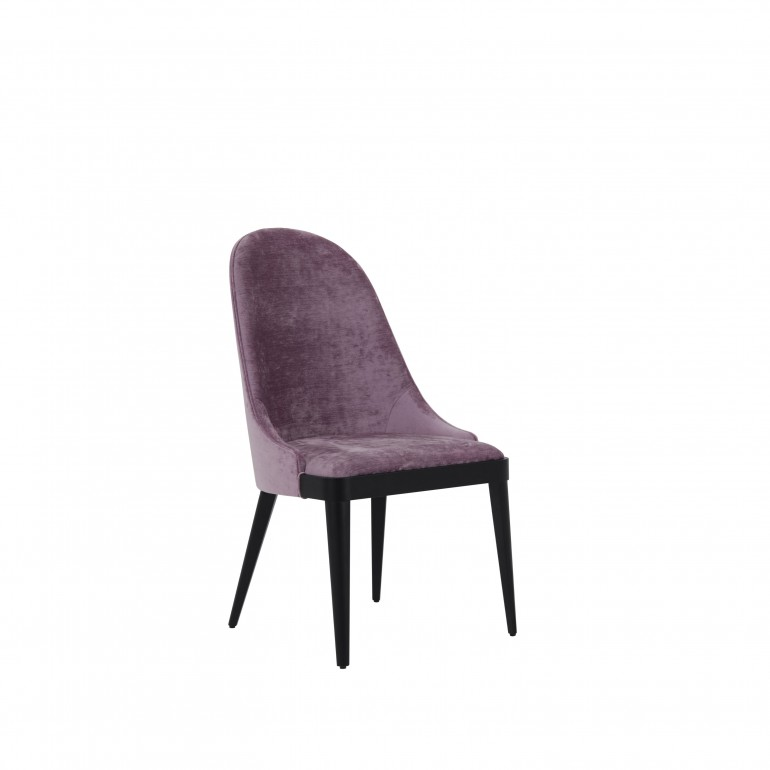 951 modern style wood chair svezia