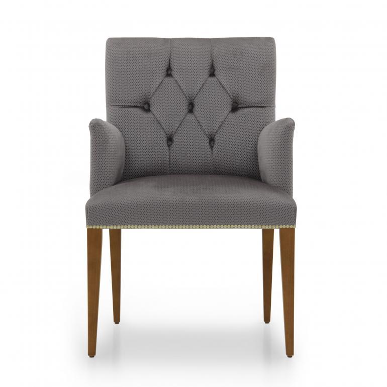 9520 modern style wood armchair arianna5