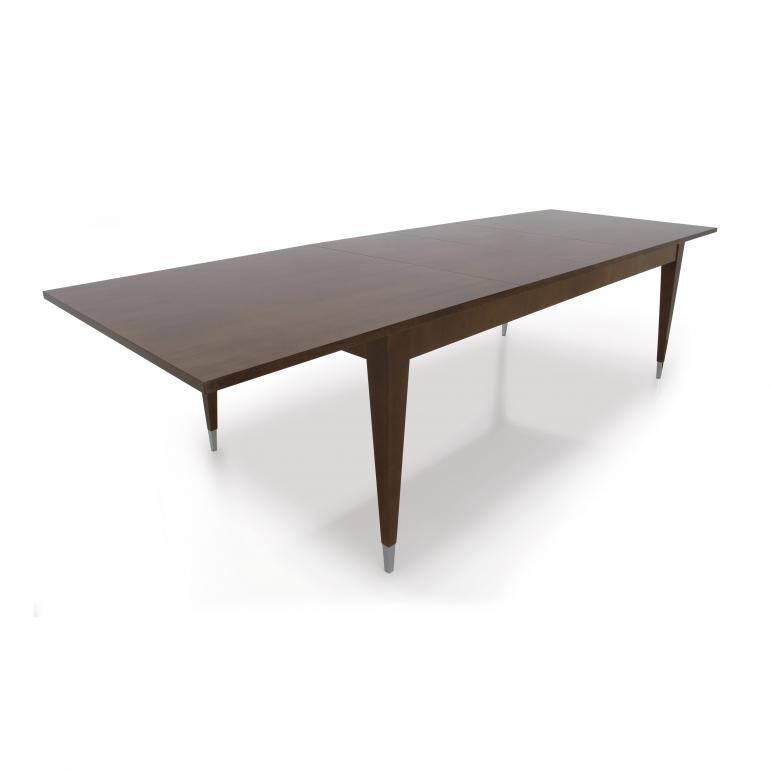 96 modern style wood table look7