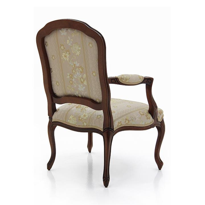 962 classic style wood armchair teseo4