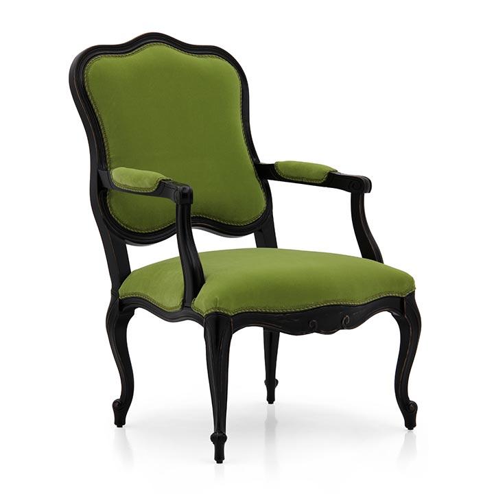 963 classic style wood armchair brenda3