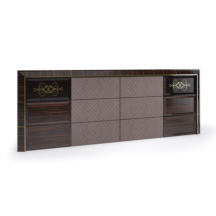 97 modern style wood bedhead augustus b