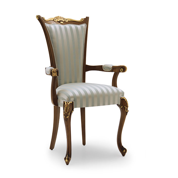 975 classic style wood armchair chiara1