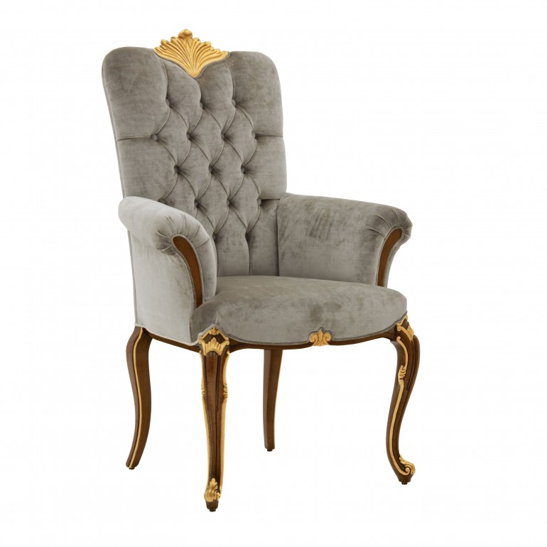 977 classic style wood armchair bronte3