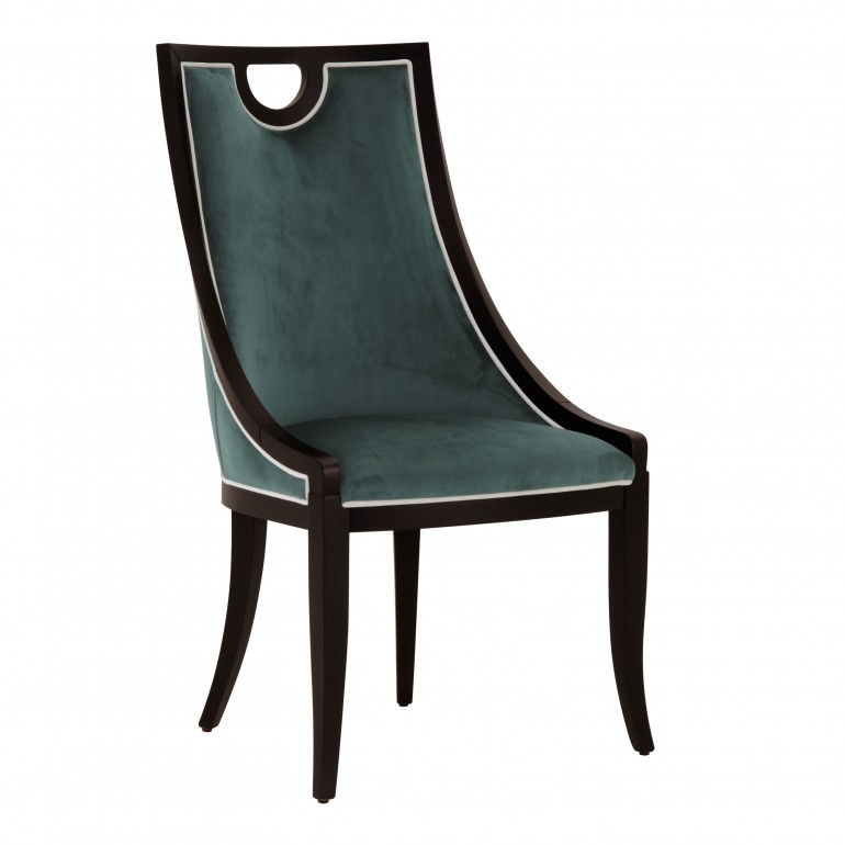 9839 modern style wood chair astra7