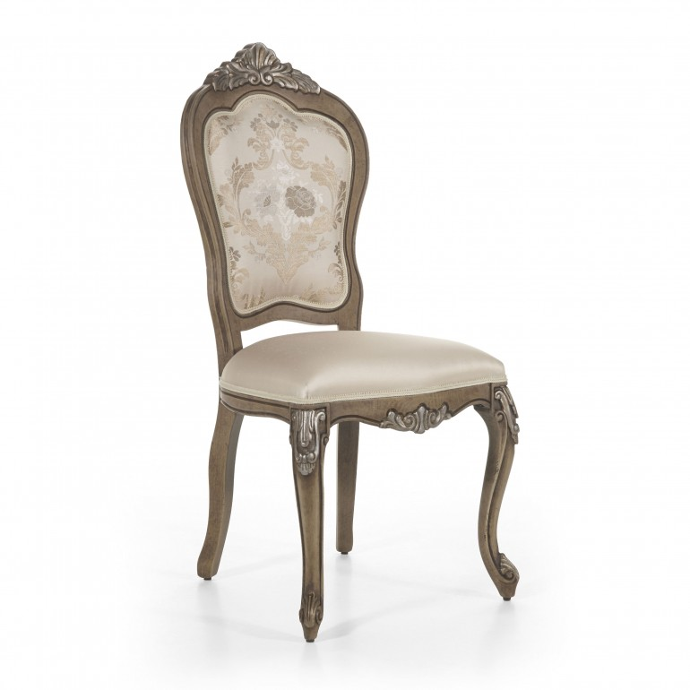 9843 classic style wood chair cresta