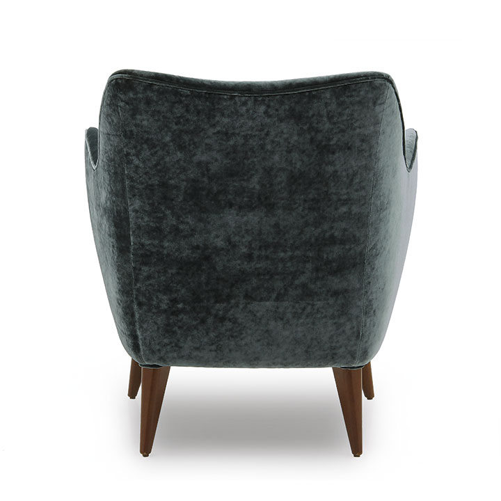 989 modern style wood armchair split3