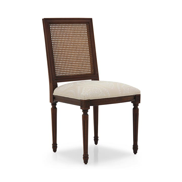 99 classic style wood chair settecento