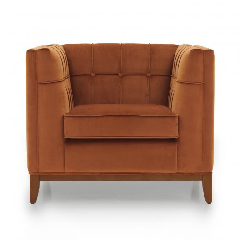 9936 modern style wood armchair lixis3