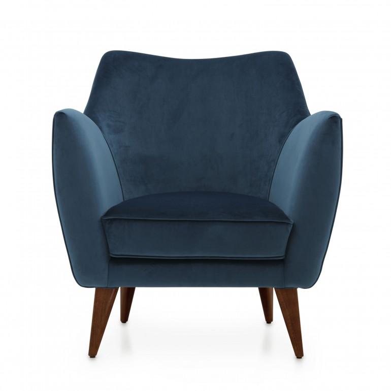 9959 modern style wood armchair split9