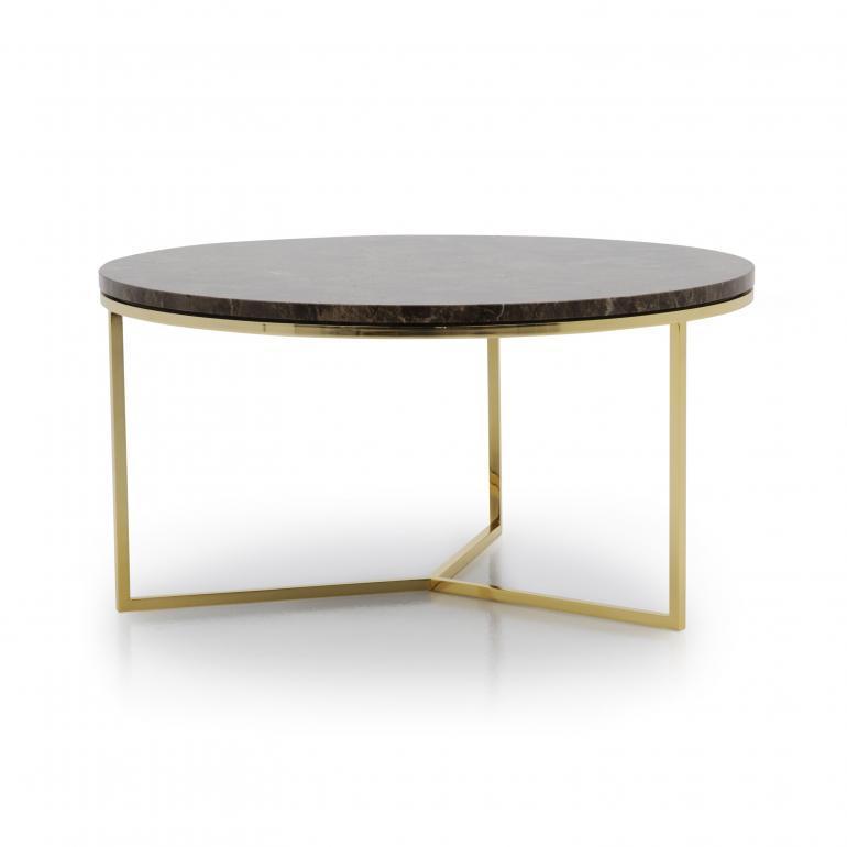 9964 modern style metal table trio b3