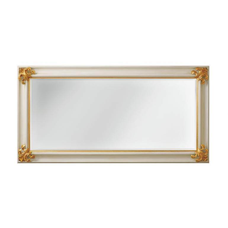 baroque style wood mirror telia 5782 1868