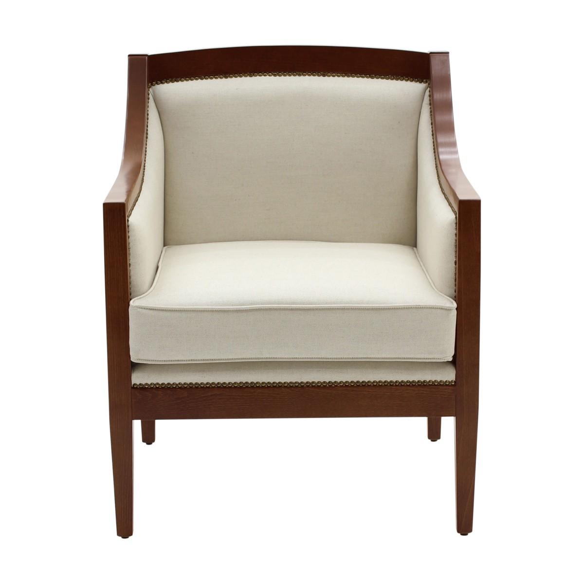 classic armchair cesare 6755