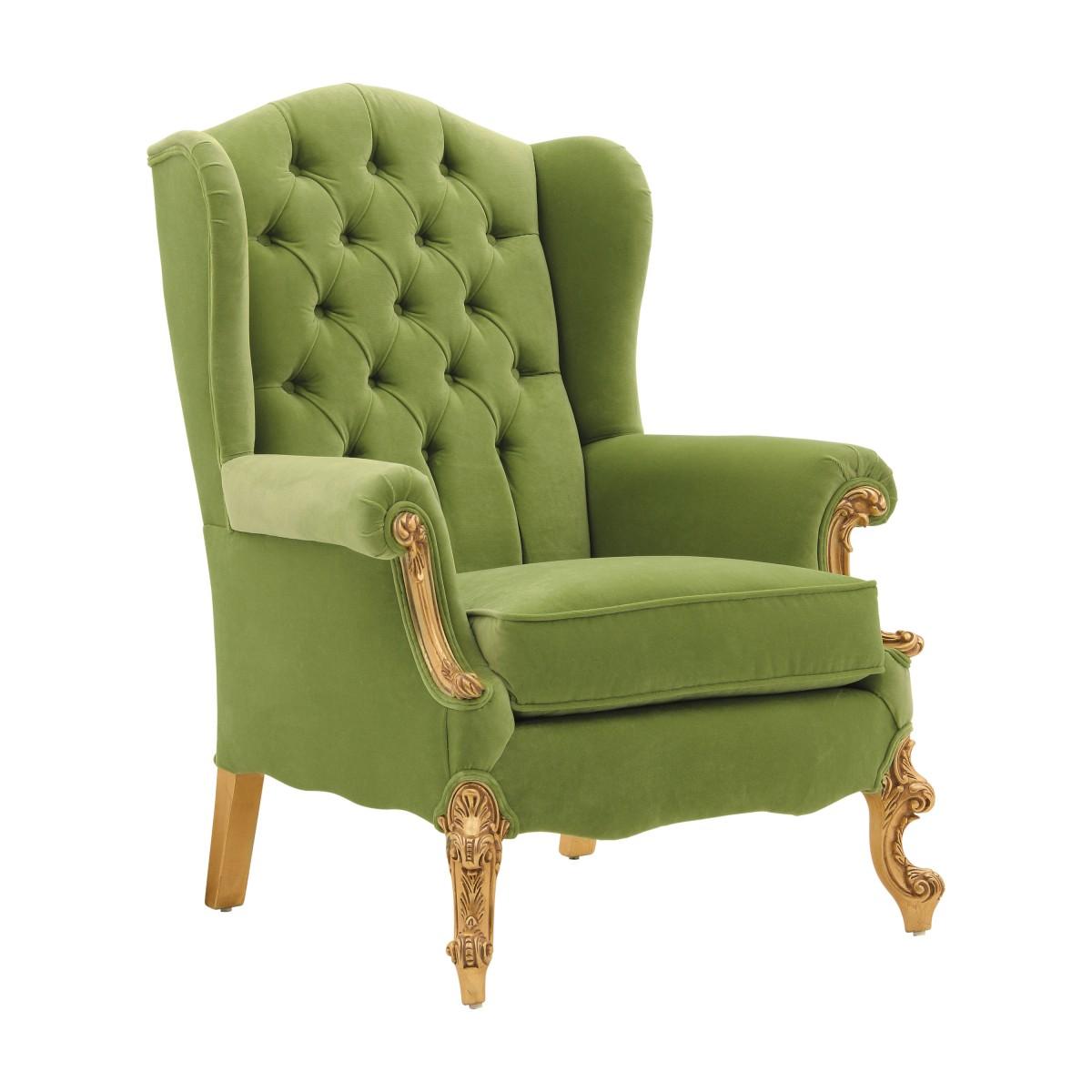 classic armchair eneide 1 9484