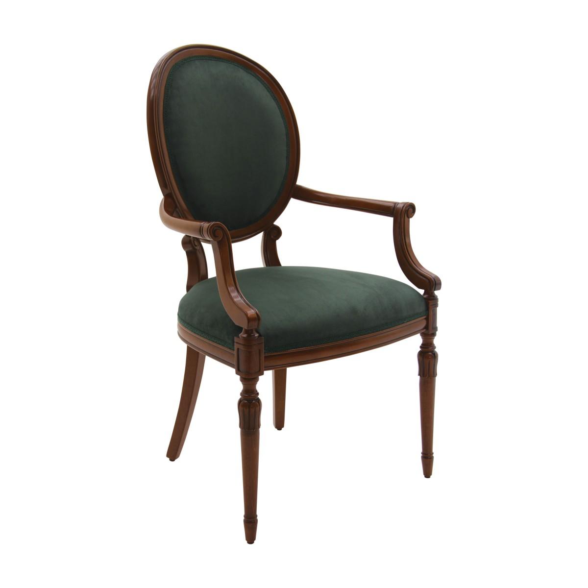 classic armchair olga 0 2738