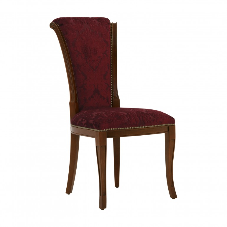 classic style wooden chair