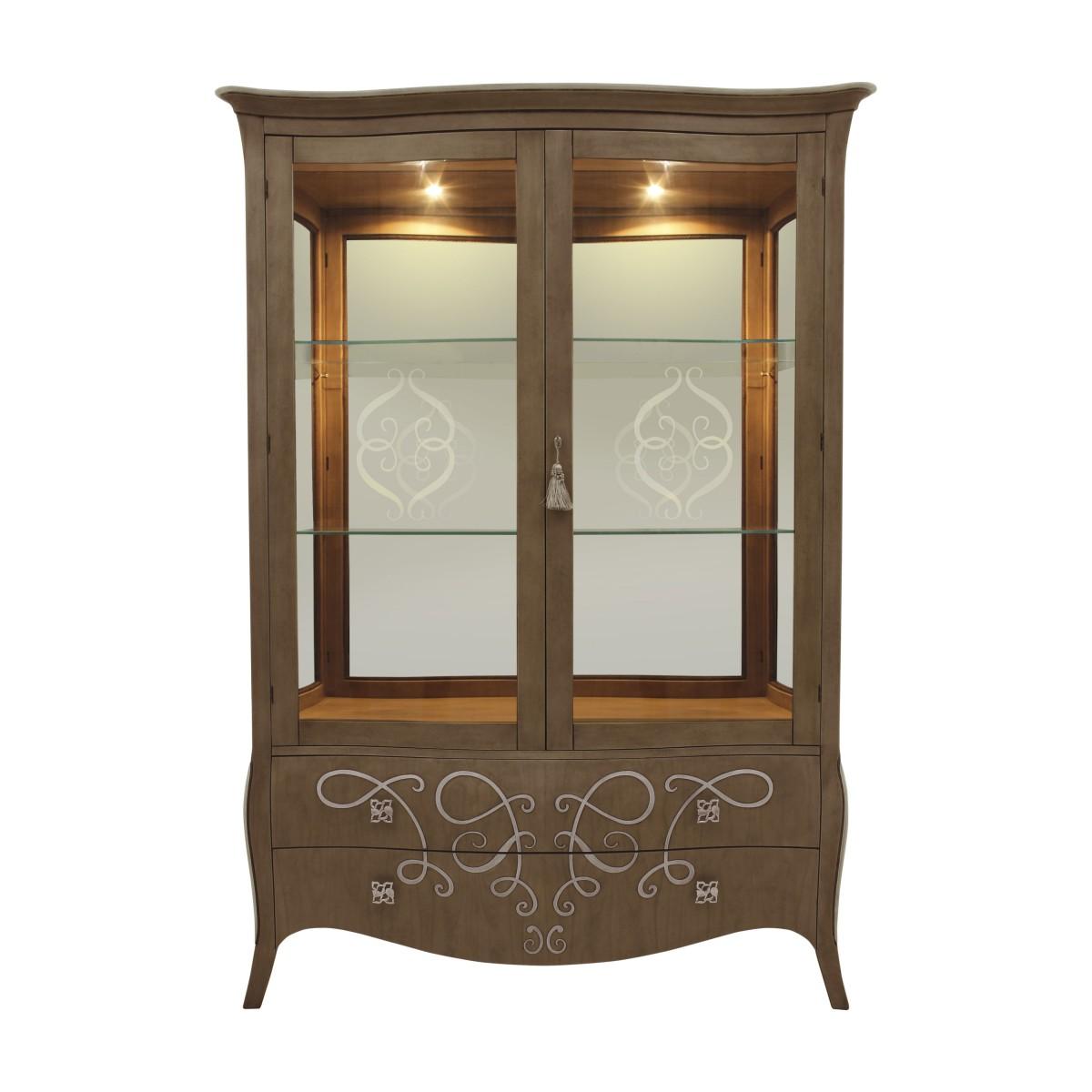 Glass cupboard Butterfly - Sevensedie