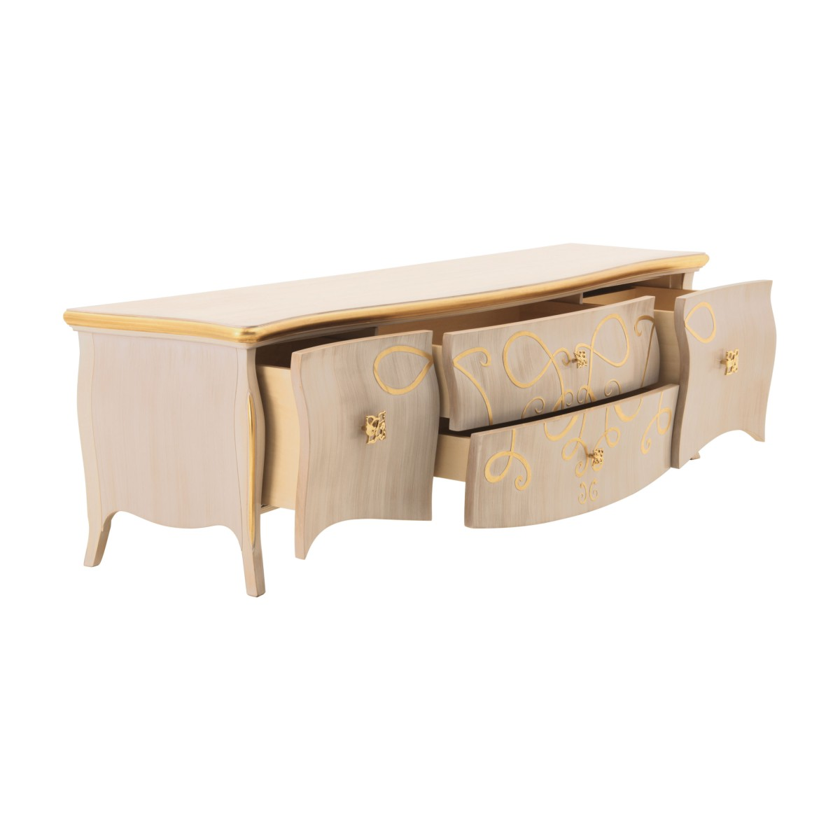 classic sideboard butterfly 2 5528