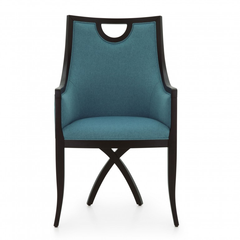 classic style wood armchair kriz 53
