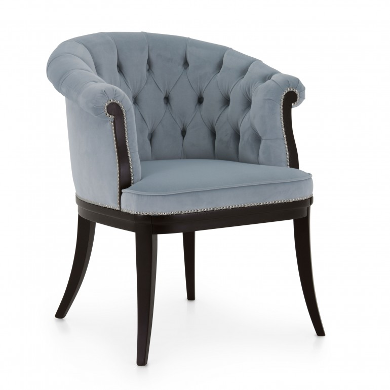 classic style wood armchair logan 3934